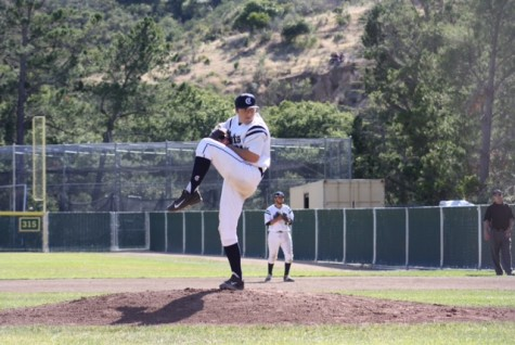 A close win for varsity baseball in first PAL game