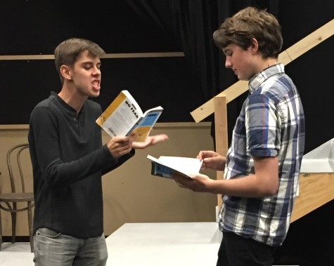 Much ado about Carlmont's fall play