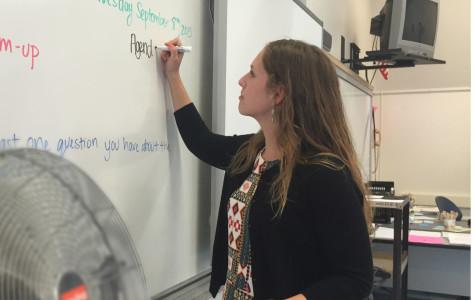 Addison Lewellen inspires students through literature