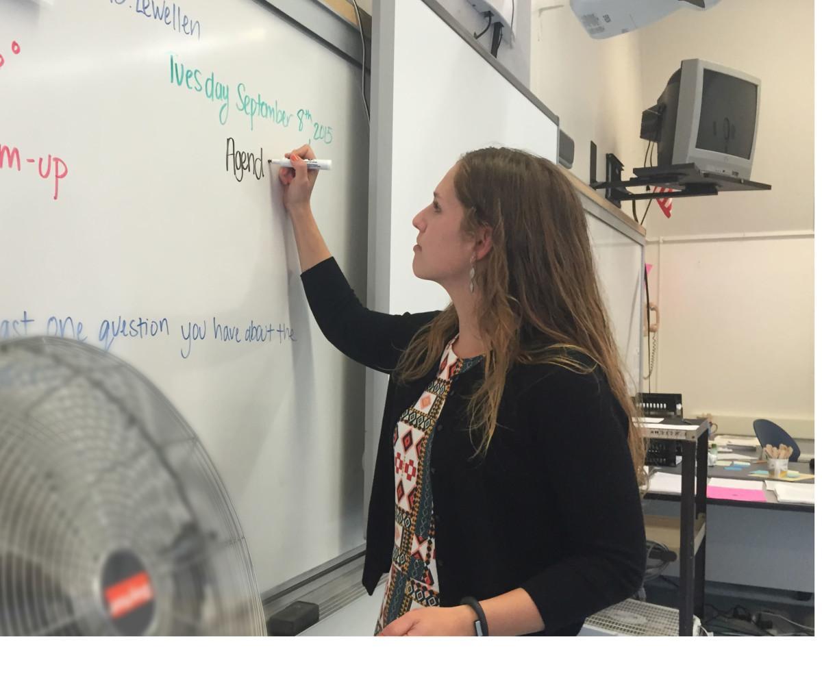 Lewellen's classroom is in T7.