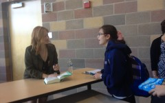 Students react to Schneider's book talk
