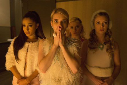 'Scream Queens' is a frightfest of delight