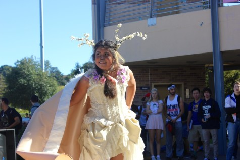 Students show off Halloween spirit