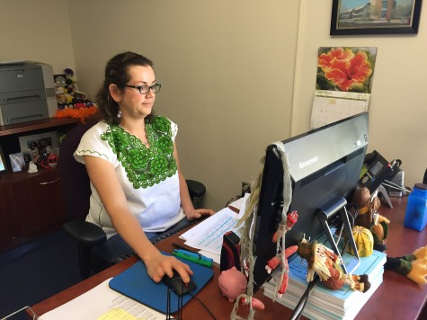 Attendance clerk makes a difference at Carlmont