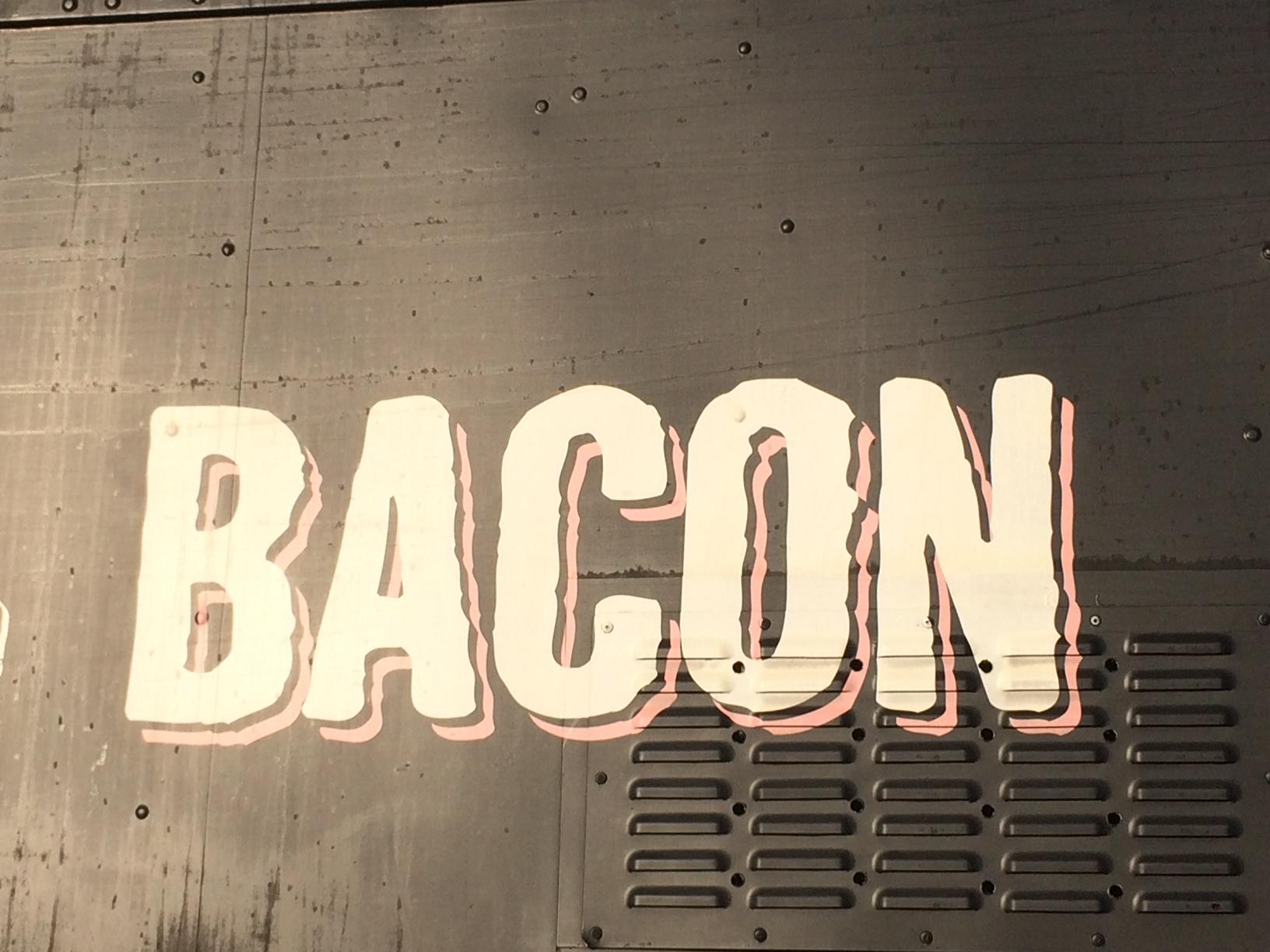 A meat lover's dream comes true at Bacon Bacon.