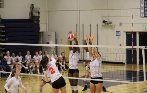Varsity volleyball continues its undefeated season