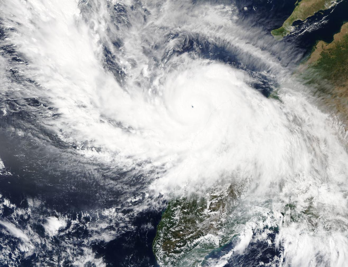 Hurricane Patricia hits Mexico with minimal casualties.
