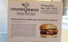 Science lecture introduces students to Impossible Foods