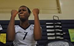 Successful senior night for varsity volleyball