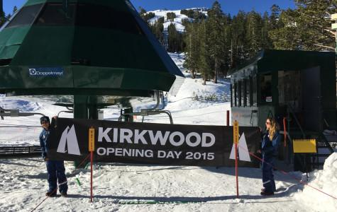 Students share opinions on current skiing season