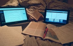 Students and staff consider homework overload