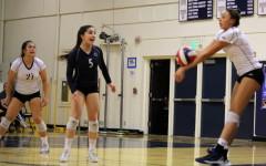 Varsity volleyball advances into CCS quarter finals
