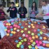 Students help create the tree of appreciation