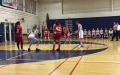 Carlmont girls basketball wins pre-season game