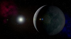 Pluto's replacement as ninth planet arrives