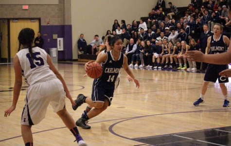 Defense helps varsity basketball defeat rival