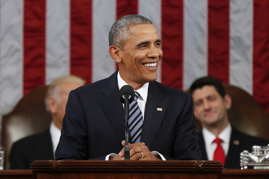 Obama details his plans for 2016 during his final State of the Union address.