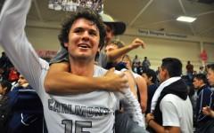 Varsity boys basketball takes a senior night victory against Sequoia