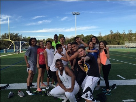 Track is racing toward their 2016 goals