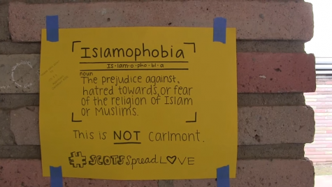 ScotCenter: Carlmont Combats Islamophobia – Elena Mateus