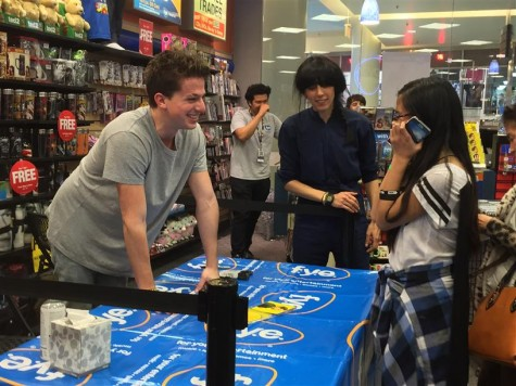 Charlie Puth and his 'Nine Track Mind' visit the Bay Area