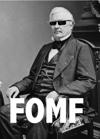 unior and FOMF Vice President Kyle Jung created a meme of President Millard Fillmore, who the hunt is named after, in order to appeal to students. The meme was shared by many members and previous FOMFers on Facebook.