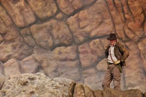 'Indiana Jones' awakens