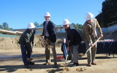 Carlmont breaks ground on second phase of construction