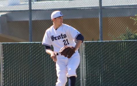 Varsity baseball dominates against Capuchino