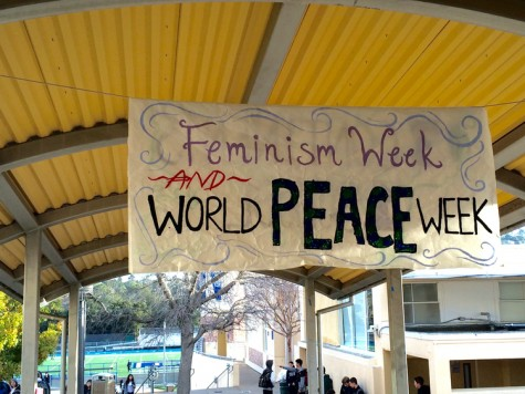 World Peace Week unifies students