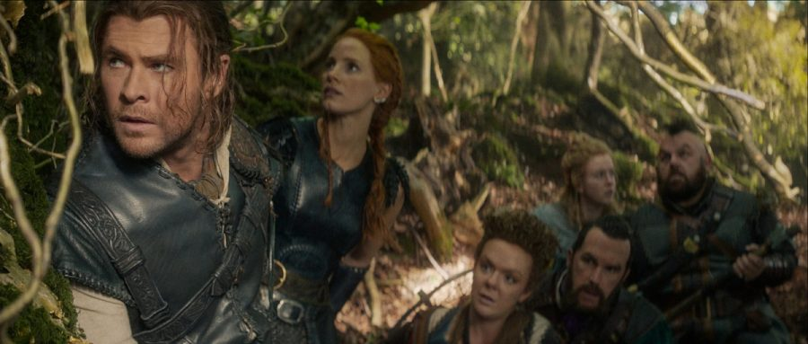 %22The+Huntsman%3A+Winter%27s+War%22+suffers+from+low+characterization+and+an+incoherent+plot.