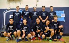 Carlmont varsity boys volleyball ends first season on Senior Night victory