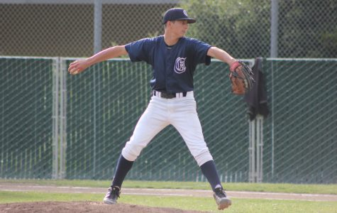 JV baseball faces tough loss against rivals Sequoia