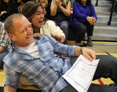 Celebration assembly brings back bedtime stories