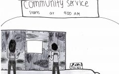 Benefits of community service go beyond school requirements