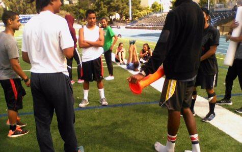 PAL meets pump up athletes