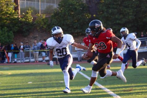 Carlmont shows grit in loss to Aragon