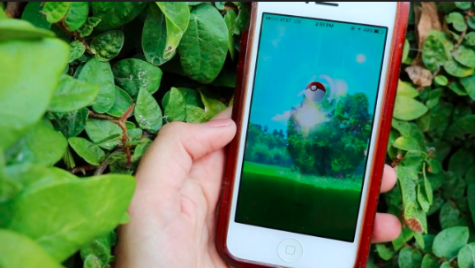 Pokemon Go is making its first debut at Carlmont