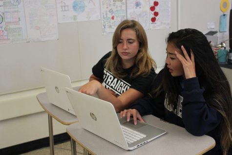 Sophomores take English for Media Arts Pathway by storm