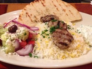 Santorini serves up Mediterranean food packed with flavor