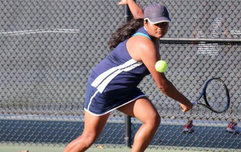 Girls varsity tennis prepares for intense fall season