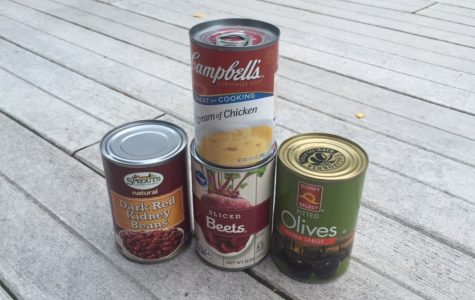 Food drive instills spirit of giving back