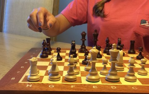 World chess champion advocates for women's rights