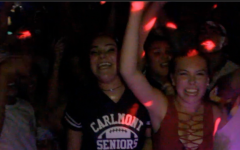 Homecoming dance had students vibin'