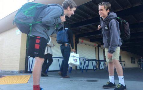 Freshmen tackle finals