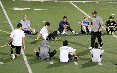Boys' soccer tryouts kick off the season
