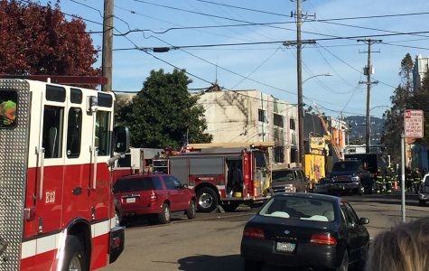 Oakland 'Ghost Ship' fire shakes art community