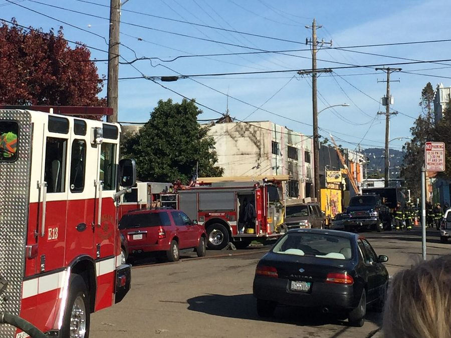 61-Year-Old German Identified as Oakland Fire Victim