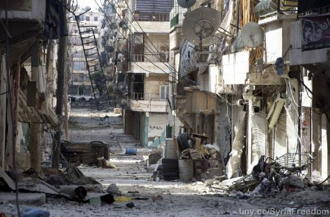 Civilians flee as ceasefire collapses in Aleppo