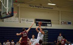 JV basketball reels over tough loss to Gators